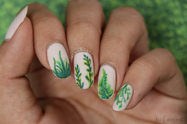 Earth Day Blog Series | Jackie Montt Nails