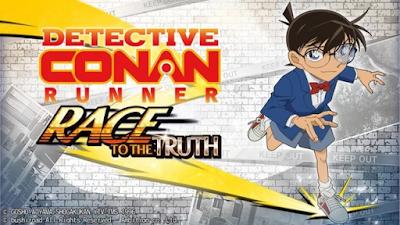 Jogo para smartphone Detective Conan Runner: Race to the Truth ganha data de lançamento