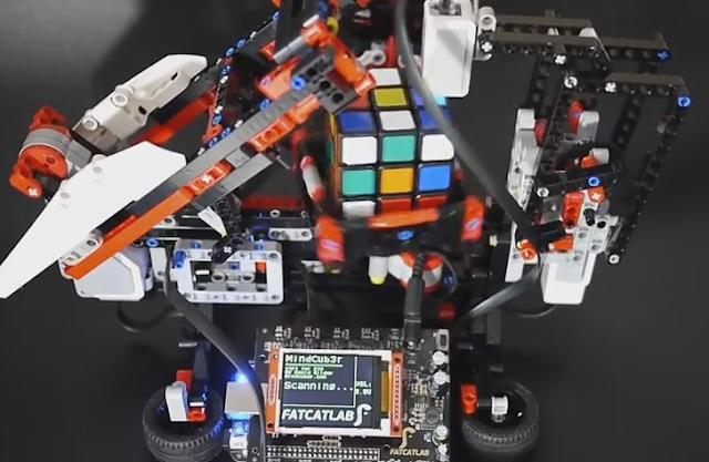 How To Upgrade Lego's Ev3 Brick Alongside A Beaglebone Dark That Uses Arduino Sensors!