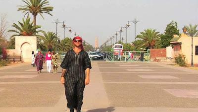 gardens marrakech- حدائق ماجوريل