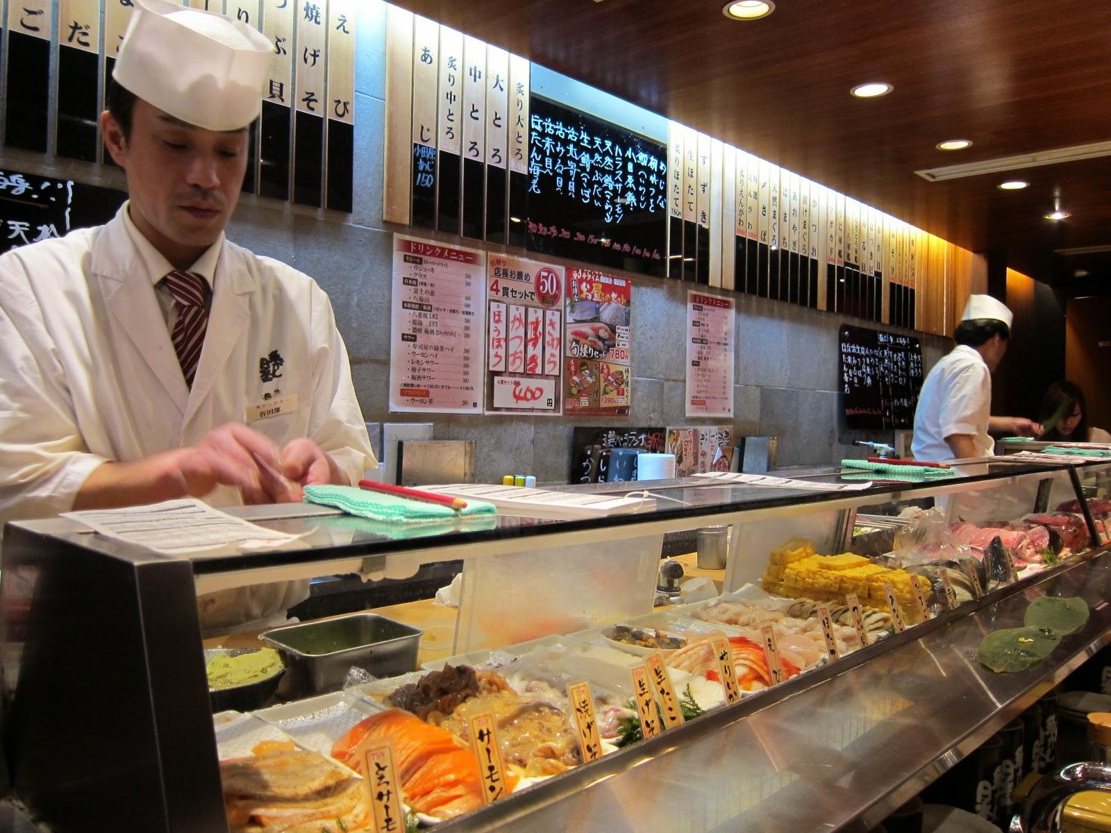 Tokyo Sushi Rauma
