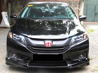 Foto Gambar Modifikasi Honda All New City Indonesia