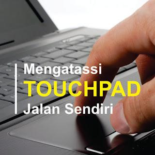 Cara Mengatasi Touchpad laptop Jalan sendiri 100% Work
