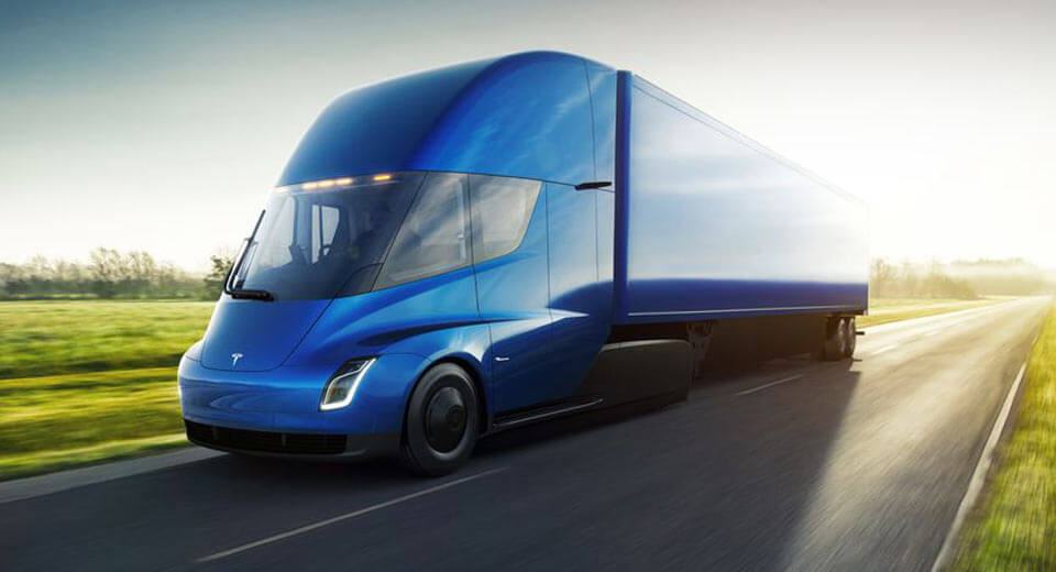 Tesla Semi Trucks Start At $150000