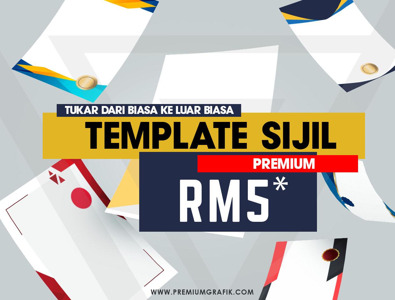 contoh template sijil , grafik sijil