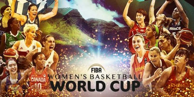 BALONCESTO - Mundial femenino 2018 (Tenerife, España)
