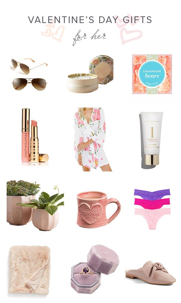 Valentine S Day Gift Ideas For Her Michaela Noelle Designs