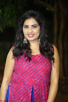 Srushti in beautiful Pink Sleeveless Dress Cute Actress Dimples ~  Exclusive 036.JPG