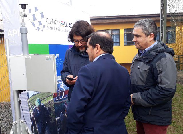 ULagos inauguró Estación Experimental en Osorno