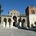 Sant'Angelo in Formis, crolla parte dell'arco della basilica benedettina. Assordante il silenzio dei politici casertani