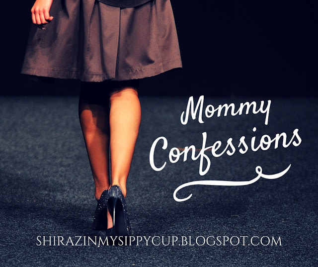Mommy Confessions: I'm Awkward to Talk to and Nine Other Strange Facts About Me