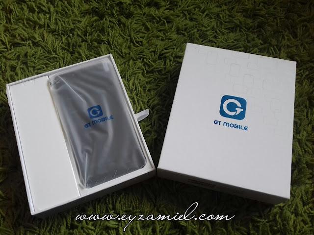 GT-888 Telefon Pintar terbaru dari GT Mobile