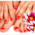 Easy to do without parlor at home Manicure-pedicure