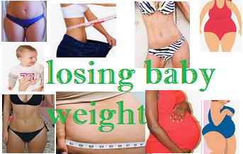 How to Lose Baby Weight-women weight loss tips