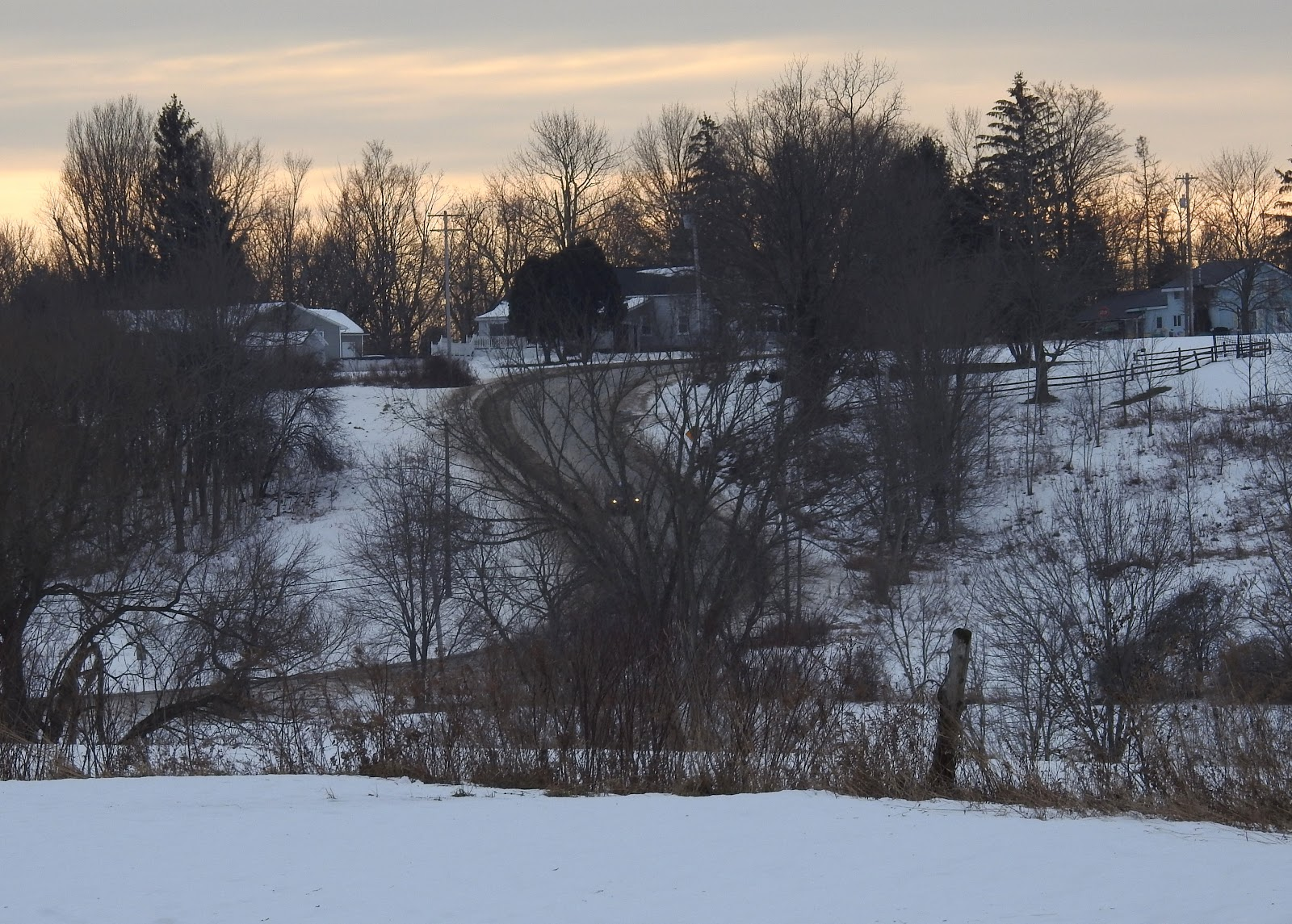We Still Have Lot Of Snow On Ground But >> The Northern New York Gardener Yay It S Winter