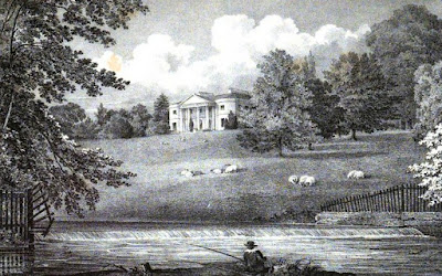 Pains Hill from Select Illustrations of the County of Surrey by Prosser (1828)