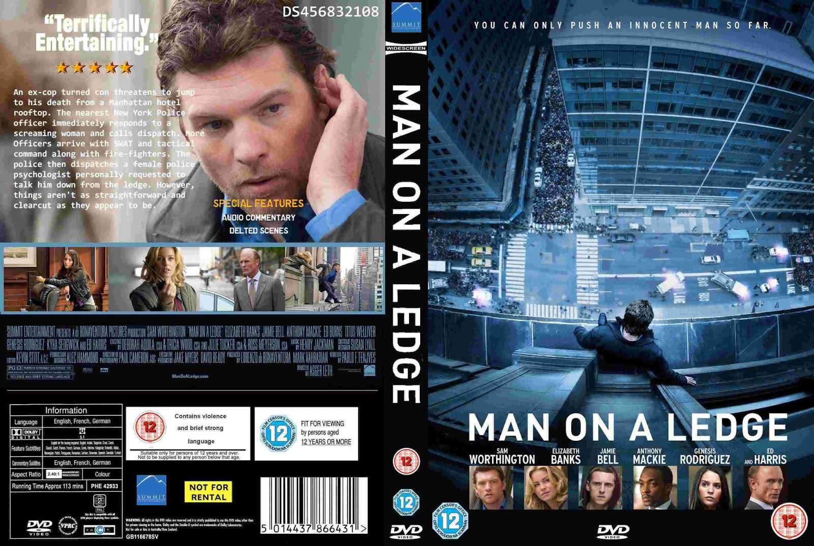 vagebond u0026 39 s movie screenshots  man on a ledge  2012