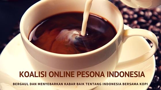 Blogger KOPI Koalisi Online Pesona Indonesia