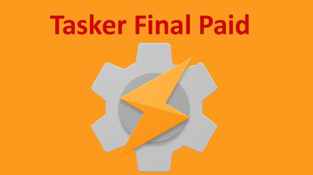 Tasker Final Paid