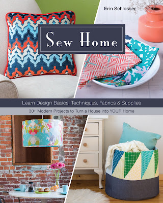 Sew Home book review!