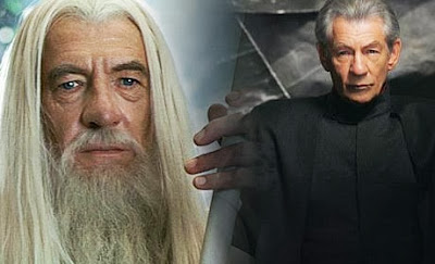 "Ian McKellen Gandalf the Grey White and Magneto is now Sherlock Holmes in Bill Condon's adaptation of ""A Slight Trick of the Mind"" by Mitch Cullin"
