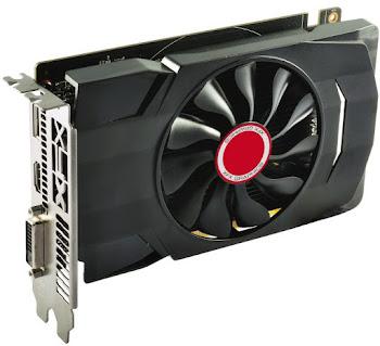 AMD Radeon RX 550 2 GB