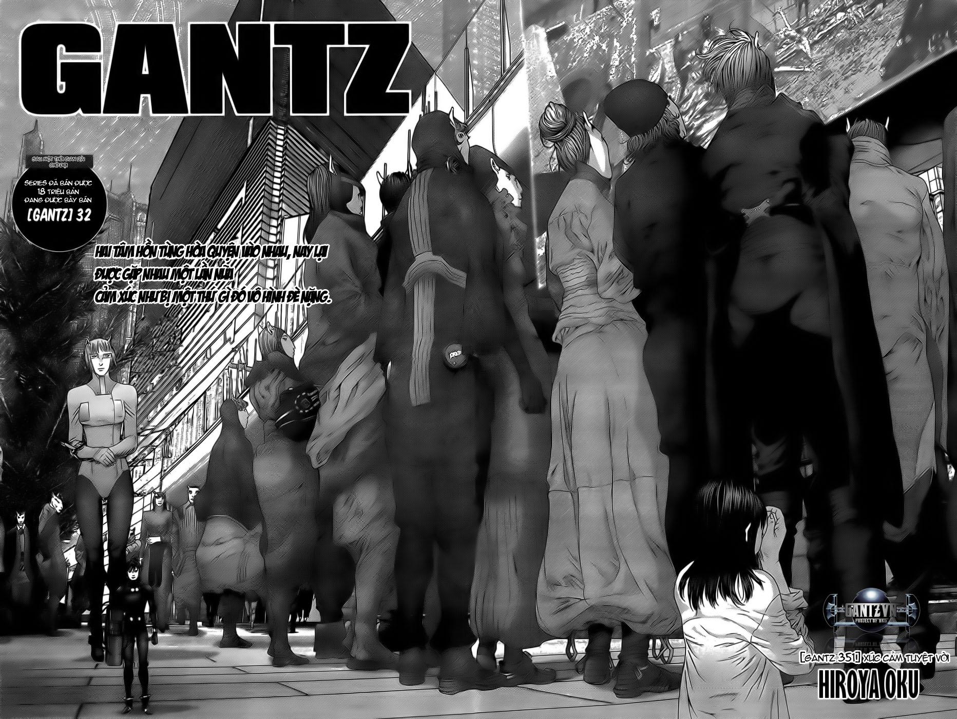 Gantz chap 351 trang 4