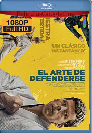 El Arte de Defenderse (2019) BRRip 1080p Latino Luiyi21