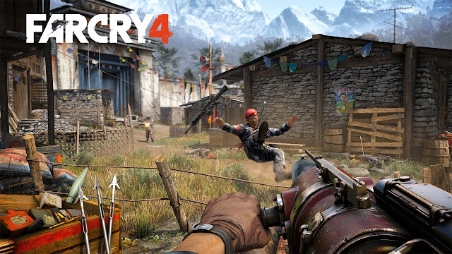 Far cry 4 Full crack