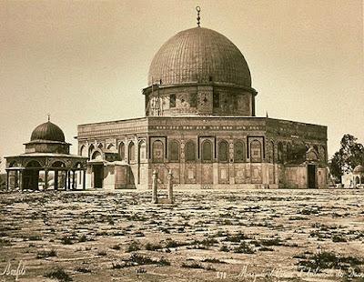El falso amor de los árabes por Jerusalém