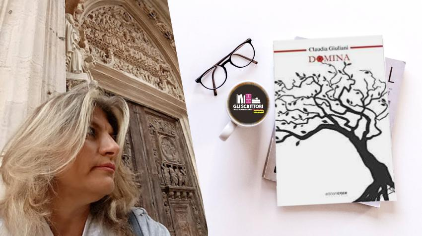 Scrittori, intervista a Claudia Giuliani