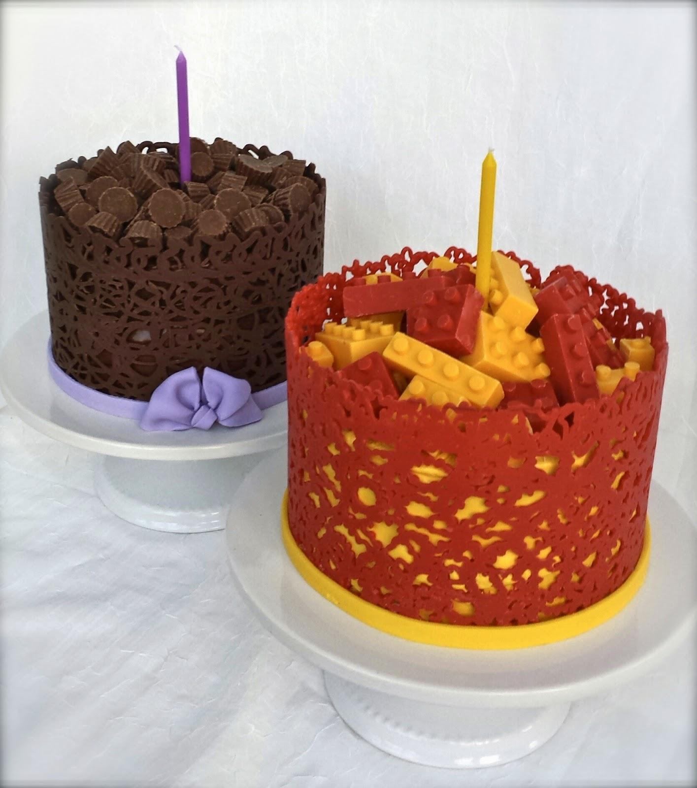 Chocolate Cage Cake