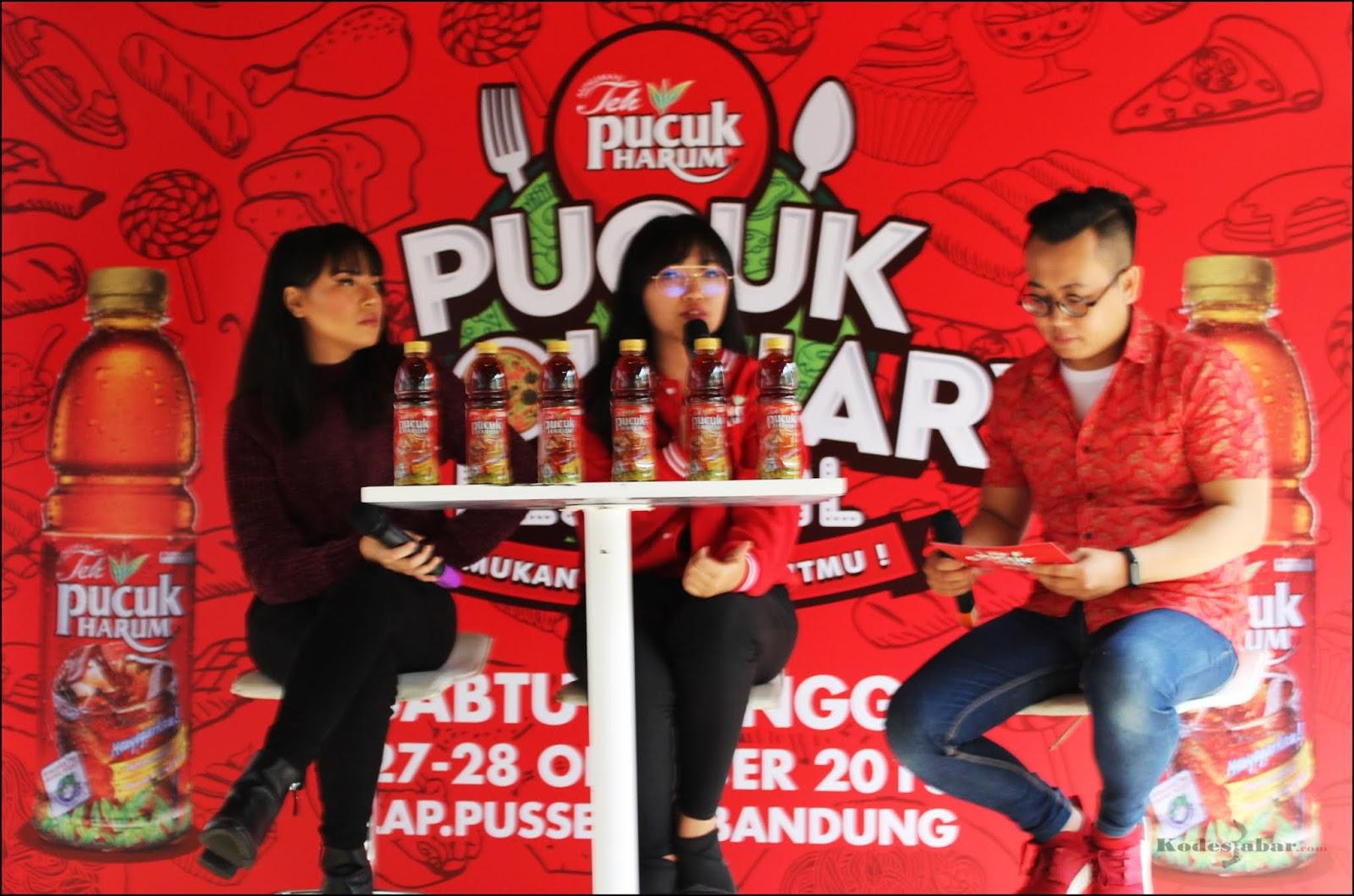 Temukan Rasa Favoritmu di Pucuk Coolinary Festival Bandung
