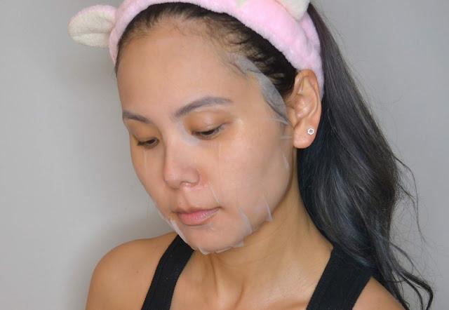 Oozoo Bear Aurora Illuminating Mask