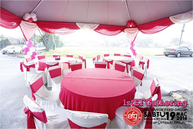 majestic events sdn bhd, perkhidmatan menyewa kanopi lembah klang, event and wedding planner
