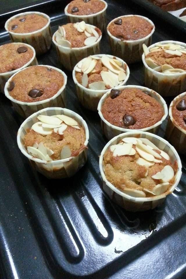 Soft And Moist Banana Cake By Helen Low Yen Yen Baking