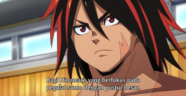 Hinomaruzumou Episode 03 Subtitle Indonesia