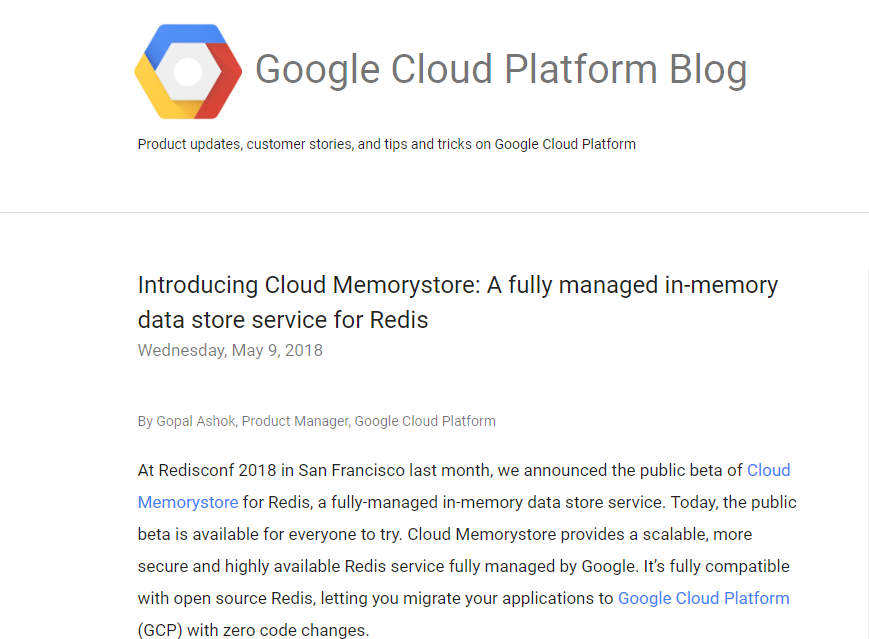 Converge! Network Digest: Google Cloud intros managed in