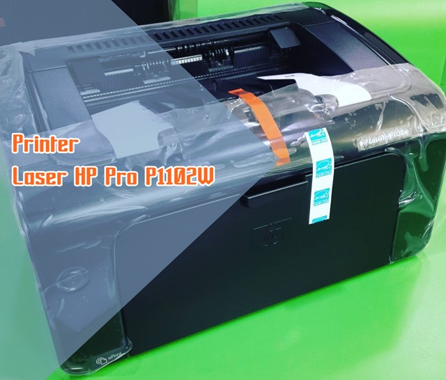 Printer Laser HP Pro P1102W