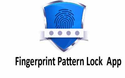Fingerprint Pattern App Lock Download Apk