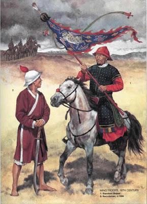 Ming Cavalry