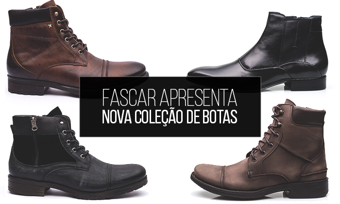 00d6d111796 Macho Moda - Blog de Moda Masculina  Botas Masculinas  Nova Coleção ...