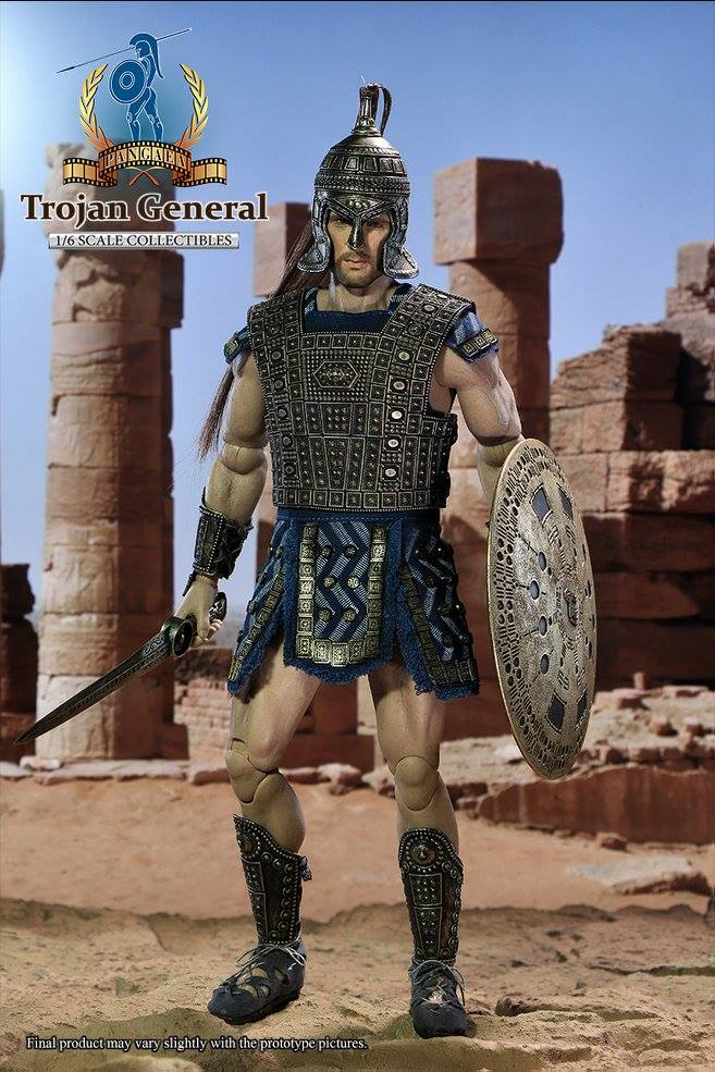 Toys For Troy : Toyhaven coming soon pangaea toy pg th scale trojan
