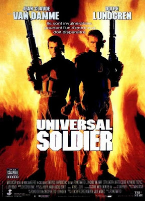 Universal Soldier (1992) 2 คนไม่ใช่คน