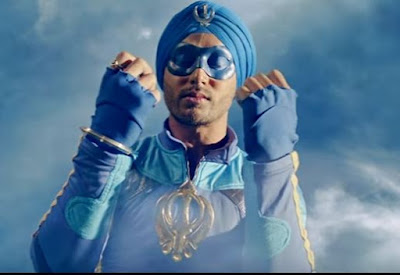A Flying Jatt Movie Images, Pictures & HD Wallpapers, Tiger Shroff & Nathan Jones Look, Images In Movie Flying Jatt