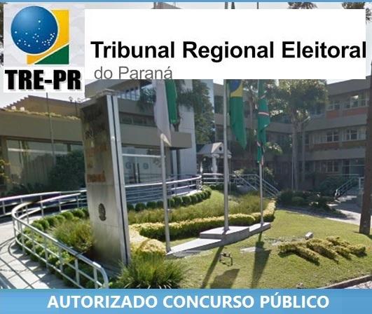 TRE-PR define comissão de concurso público 2017