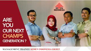 Rekrutmen Semen Indonesia tahun 2017