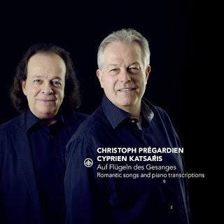 Christoph Prégardien, Cyprien Katsaris - Challenge Records