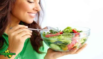 Makan Sayuran Setiap Hari Dapat Mengurangi Stres