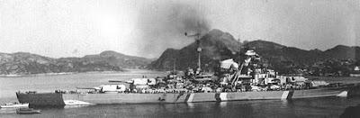 Bismarck camuflaje